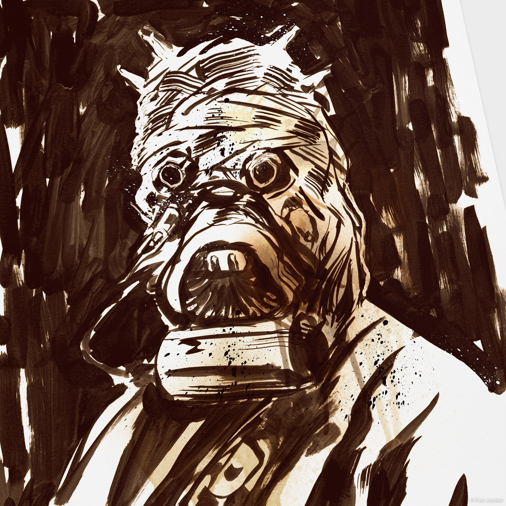 Sand Man / Tusken Raider - Star Wars