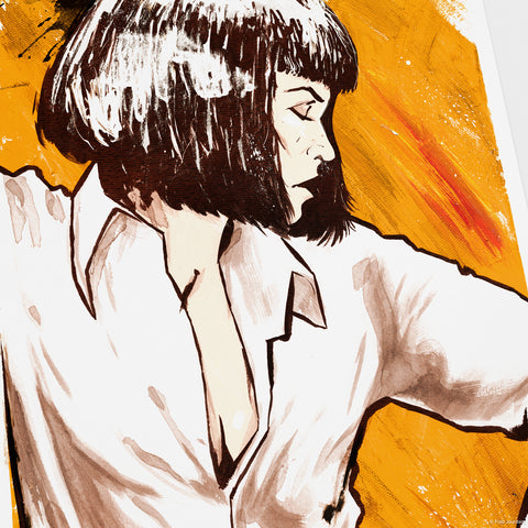 Mia Wallace - Pulp Fiction
