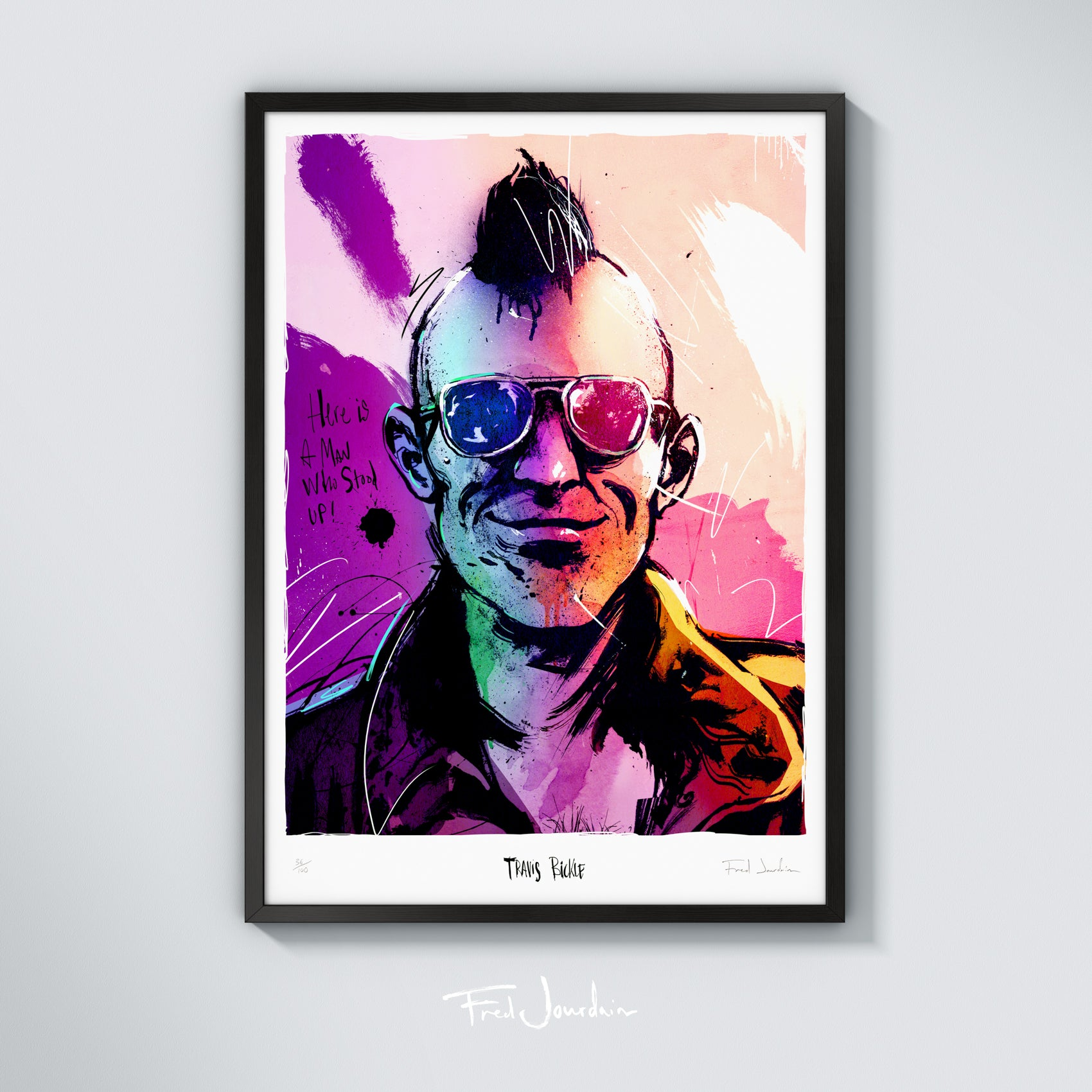 Travis Bickle - Taxi Driver
