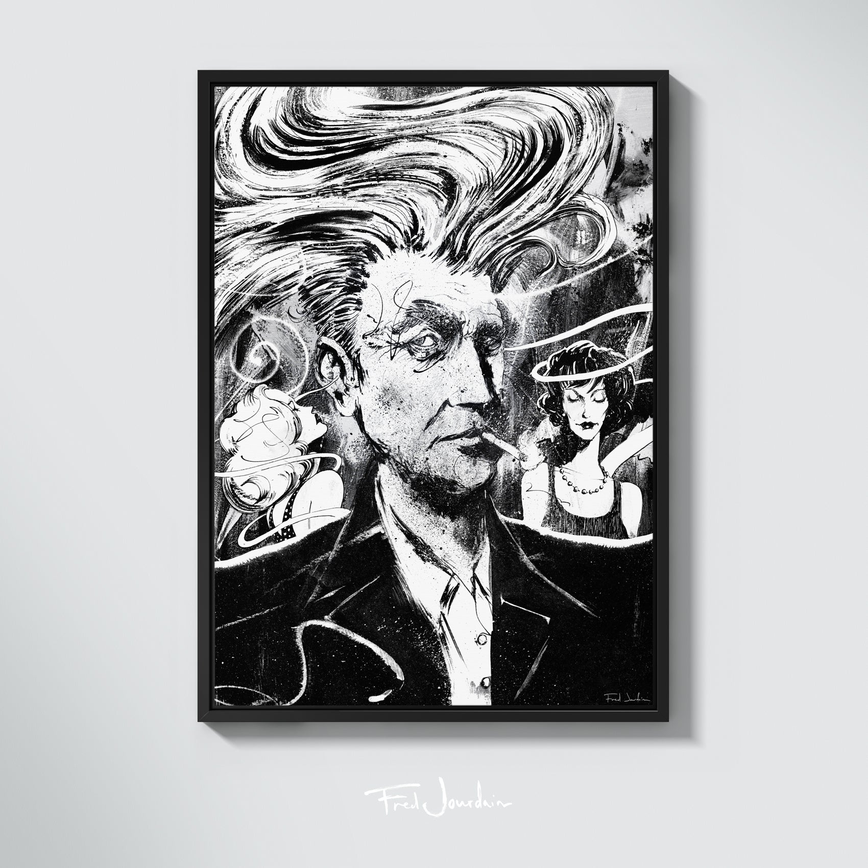 David Lynch - Wild at Heat, Weird on Top