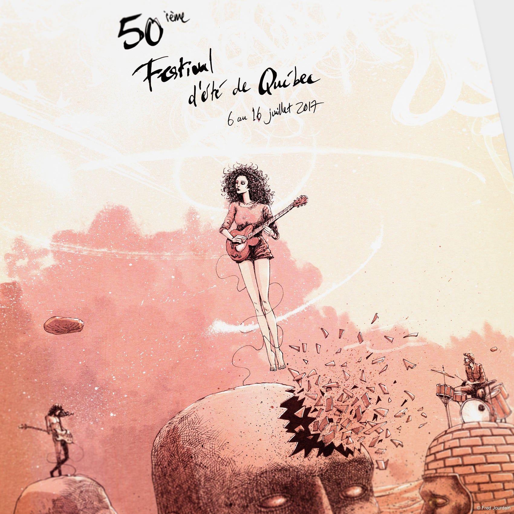 On The Giant's Shoulders - FEQ 50