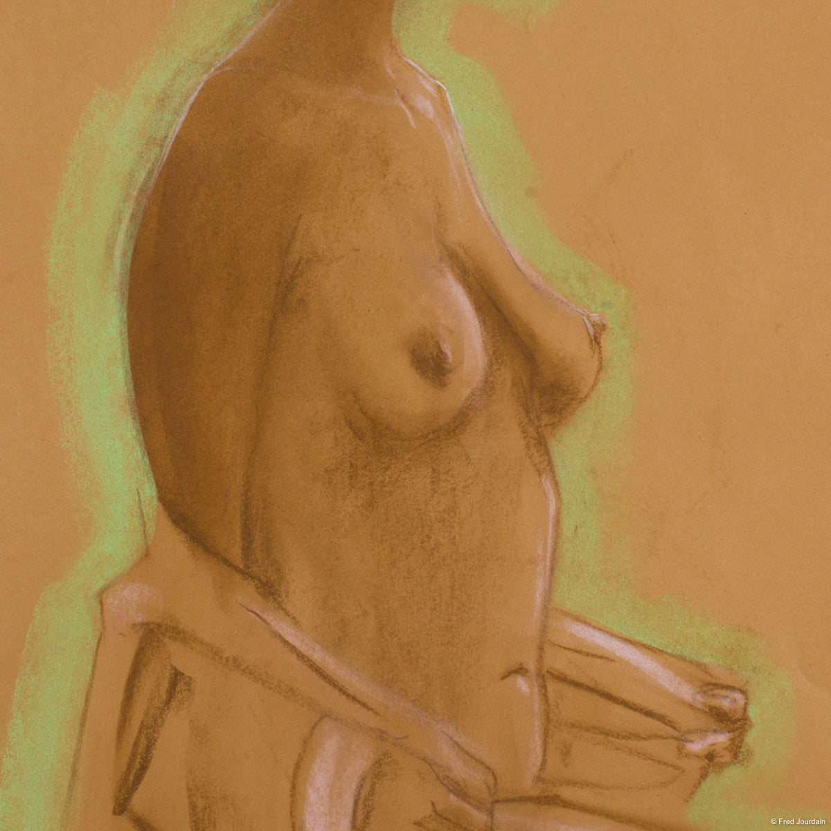 "Assise - Pastel - 18 ""x 24"""