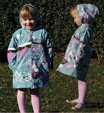 6001 Bree Quilted Child's Coat