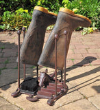 Cast Iron Boot Stand
