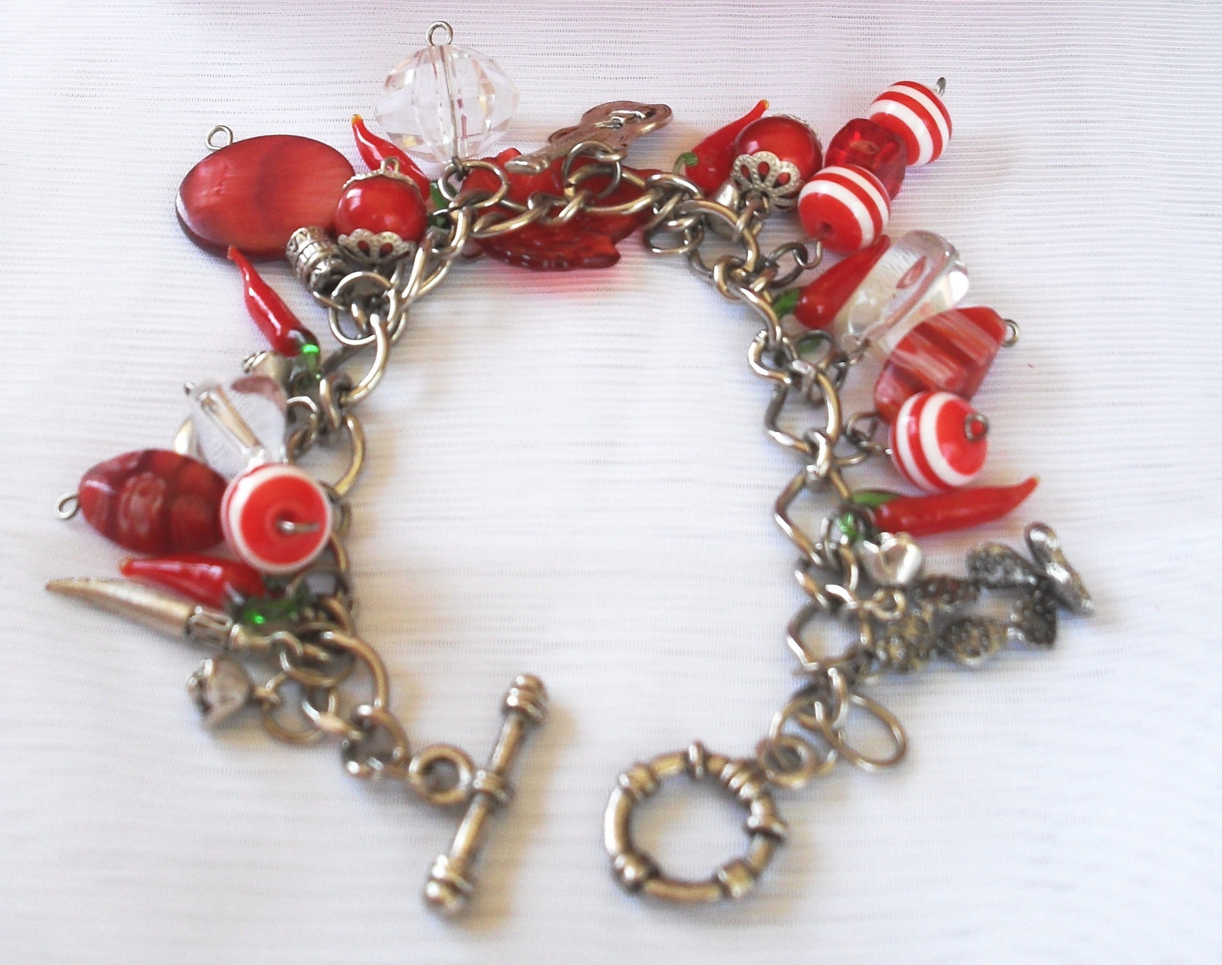 Do it yourself DIY Charm Bracelet