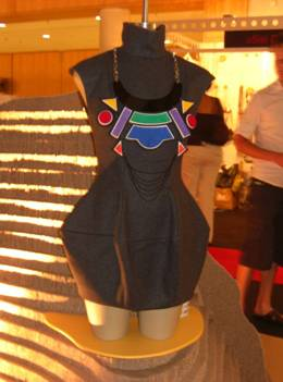 Eco Design showing mannequin