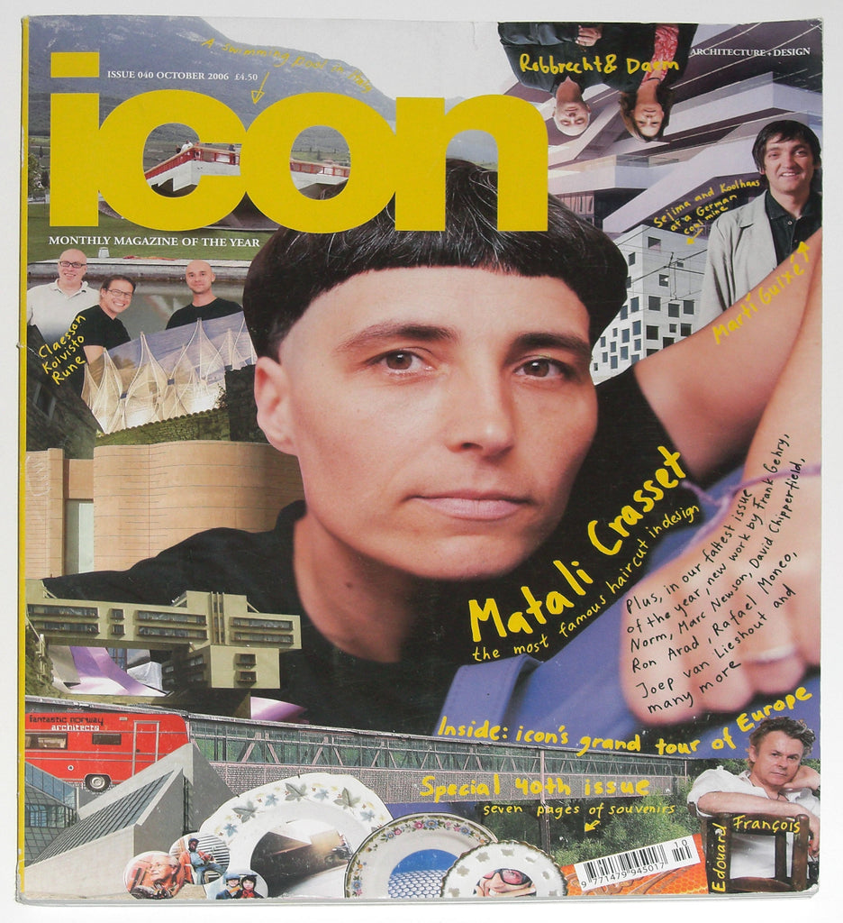 Icon Issue 40