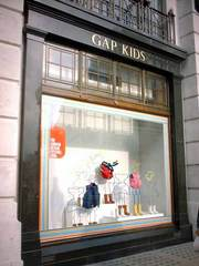 Gap Kids Exhibition