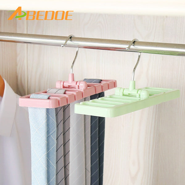 Tie and Belt Organizer