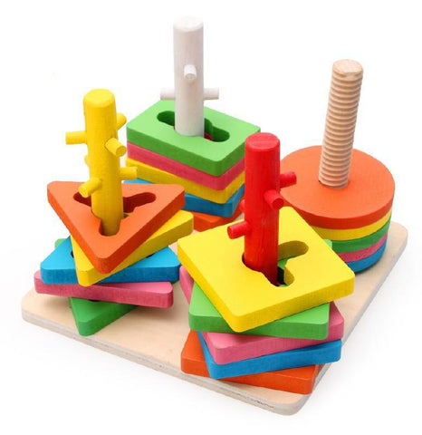 Peg Puzzle teaches Geometry