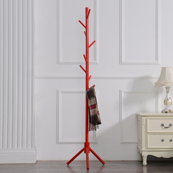 8 Hook Colorful Coat stand
