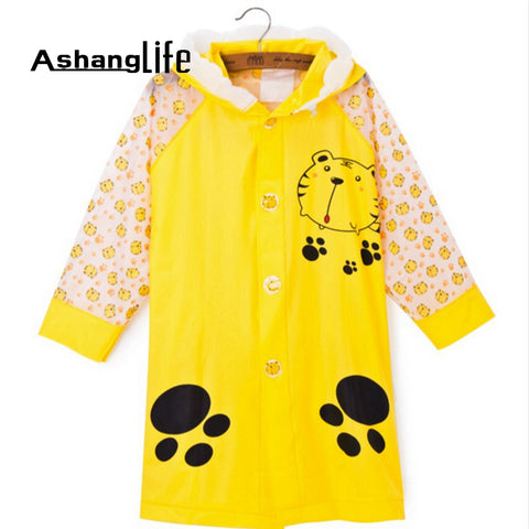 Cartoon rain coat (different colours and sizes available)
