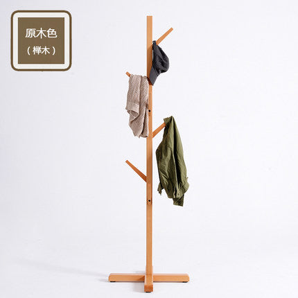 Clothes Stand in birch and (oak, birch or beech) 1.8m