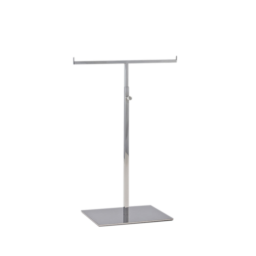 T-bar retail display stand