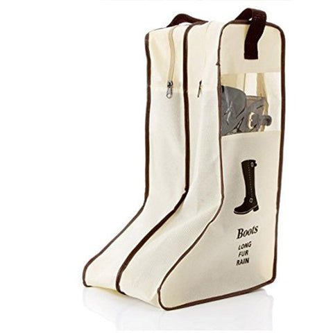Boots and Shoe Bag Travel Organizer Portable Waterproof Shoe Bags