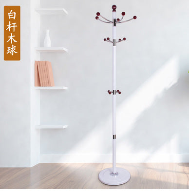 Elegant coat stand (white, silver, copper, gold colours)
