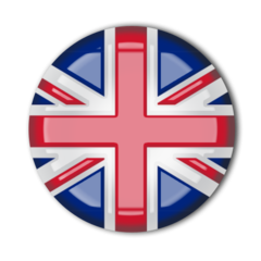 3D UK Flag (image only)
