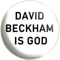 David Beckham Is God