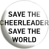 Heroes: Save the cheerleader