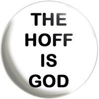 The Hoff Is God