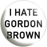 I Hate Gordon Brown