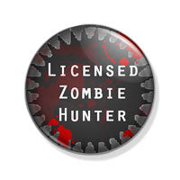 Licensed Zombie Hunter
