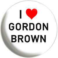 I Love Gordon Brown