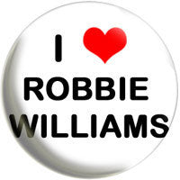 I Love Robbie Williams