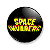 Space Invaders - Logo