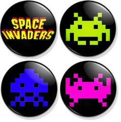 Space Invaders Set