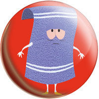 Towelie Badge