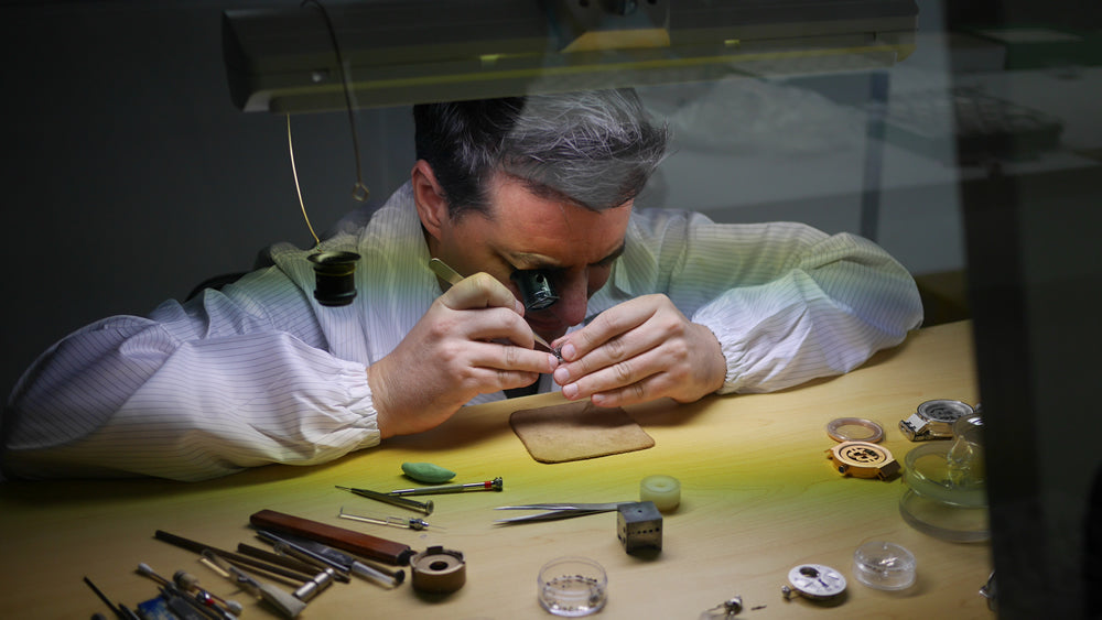CRYPTOMATIC Watchmaker