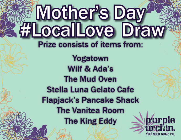 #LocalLove Mother's Day Contest