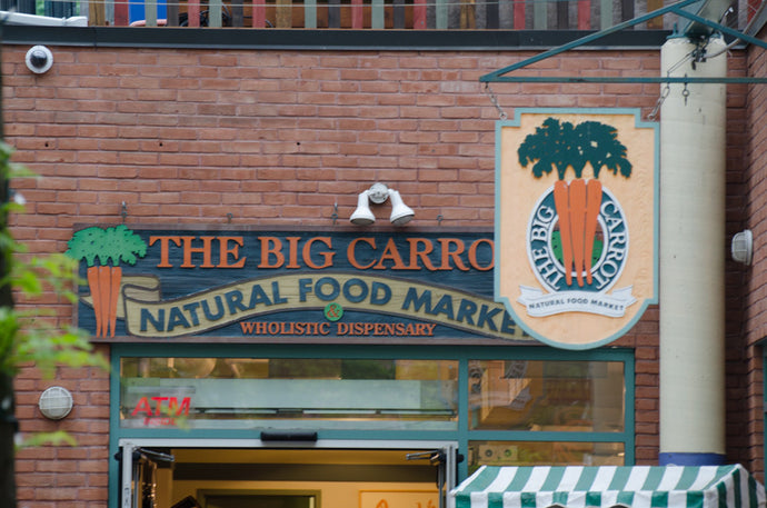 Retailer Spotlight - The Big Carrot