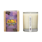 Grapefruit Grenade soy candle - Purple Urchin