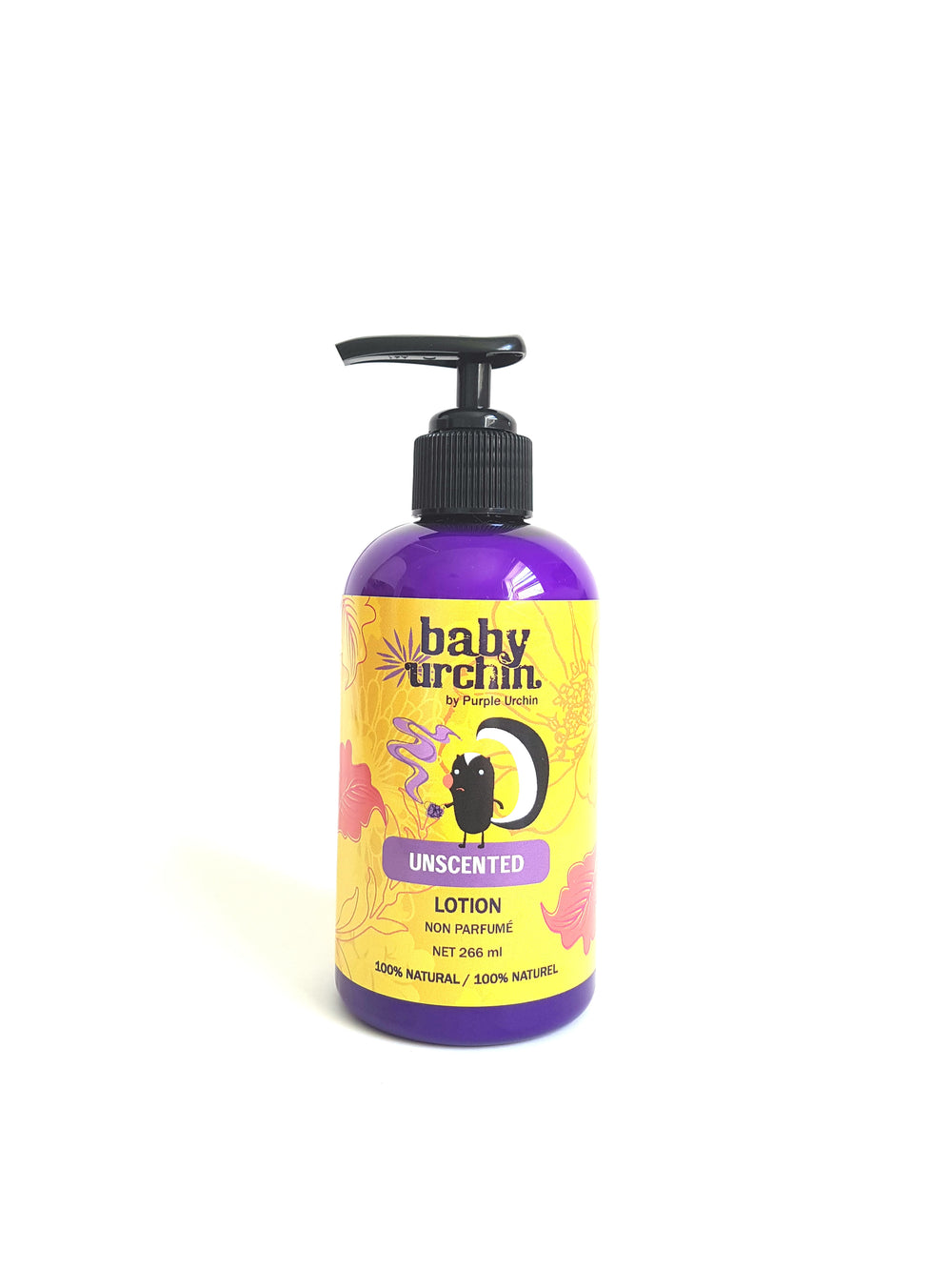 Baby Lotion (Unscented) - Purple Urchin
