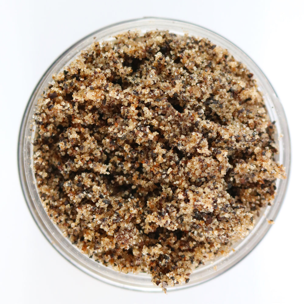Cocoa Butter Coffee Exfoliating Body Scrub