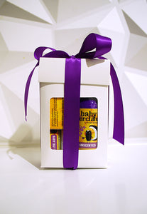Baby Collection Gift Set - Purple Urchin