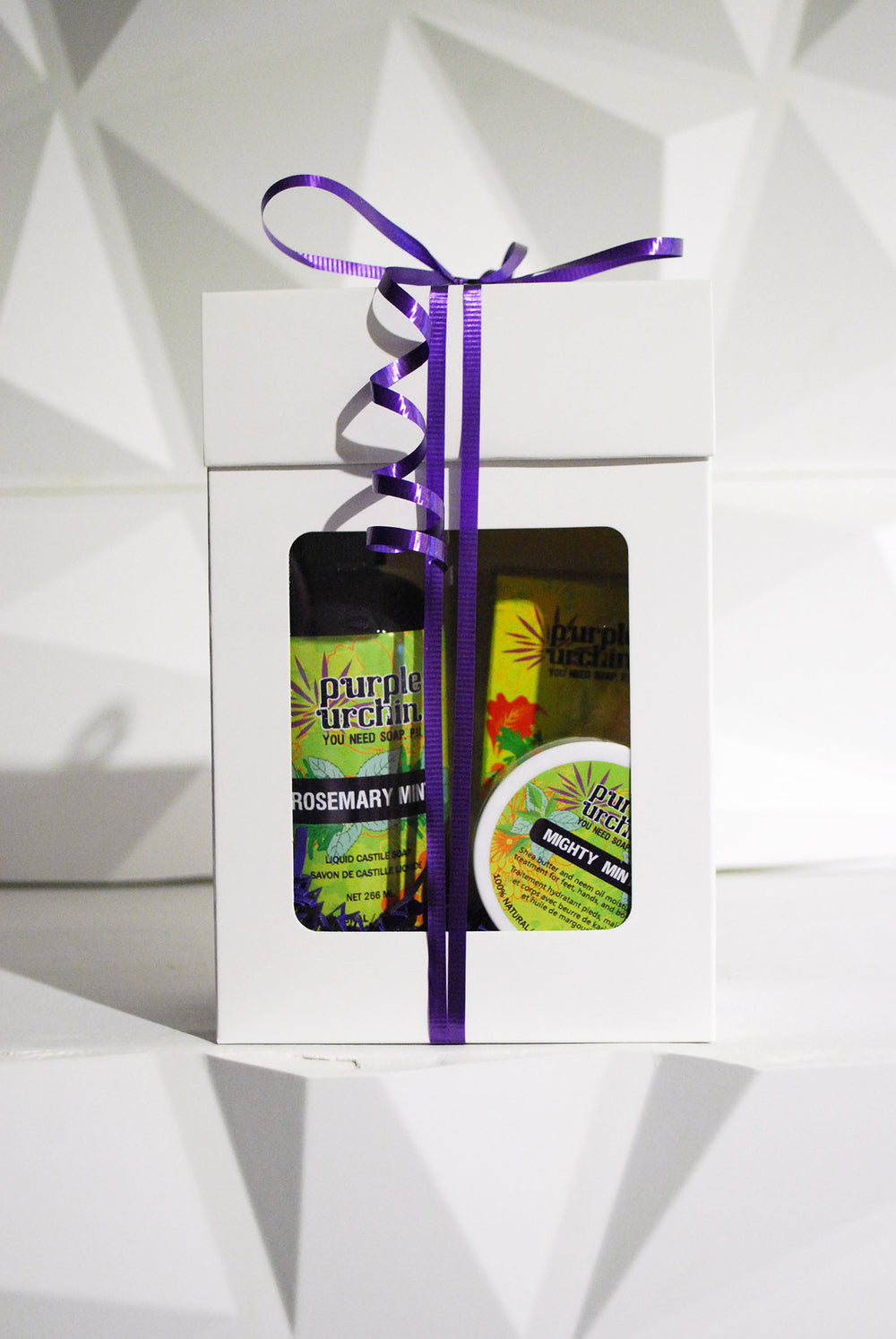 Rosemary Mint Gift Set - Purple Urchin