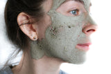 Dead Sea Mud and Cucumber Face Mask - Purple Urchin