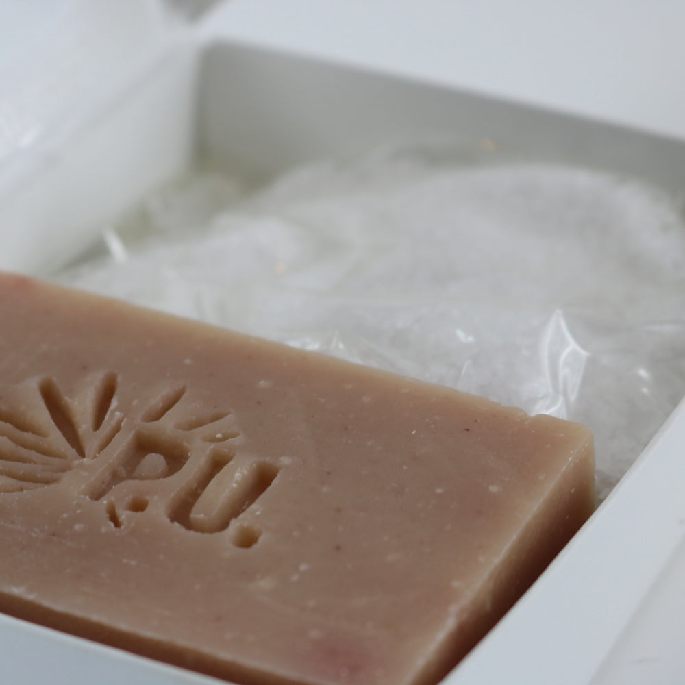 Mother's Day Me-Time Gift Set (Bar Soap + Bath Salt Duo) - Purple Urchin