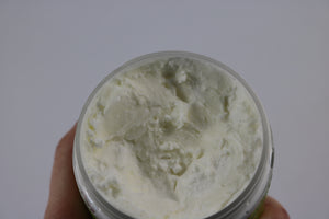 Unscented Body Butter - Purple Urchin