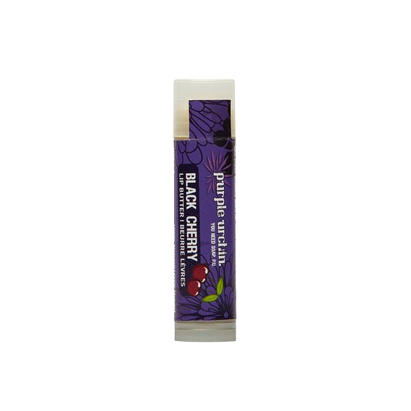 Black Cherry Lip Butter - Purple Urchin
