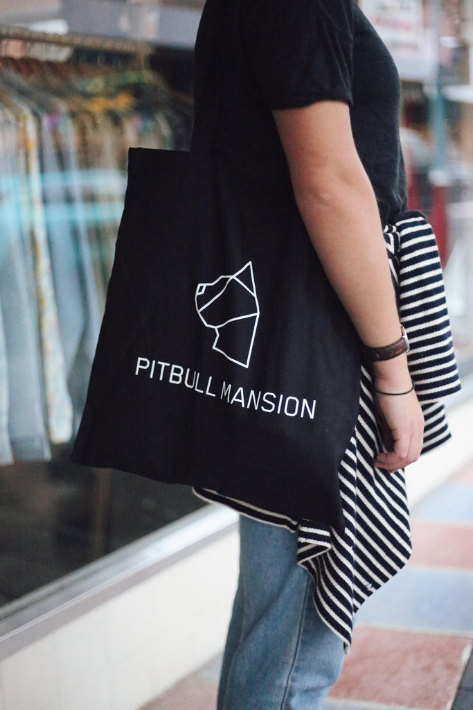 Pitbull Mansion Logo Launch
