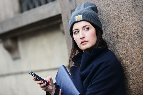 International-Street-Style-Trend-Spotter-Beanie-in-milan-2