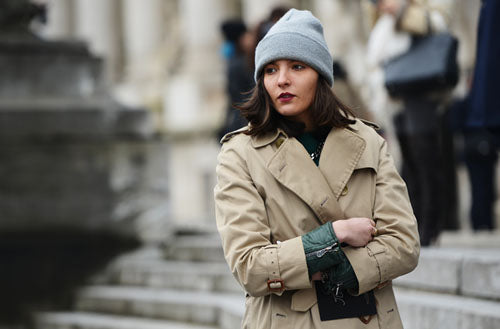International-Street-Style-Trend-Spotter-Beanie-in-paris