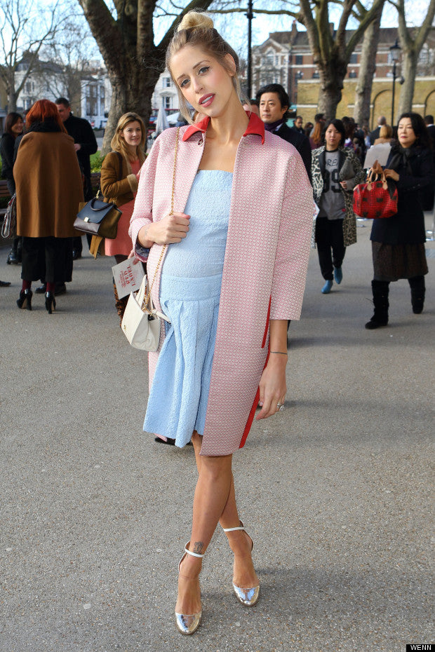 Vivienne Westwood Red Label - Front Row - LFW F/W 2013
