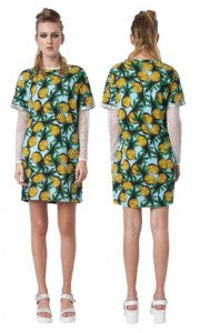 pineappleteedress