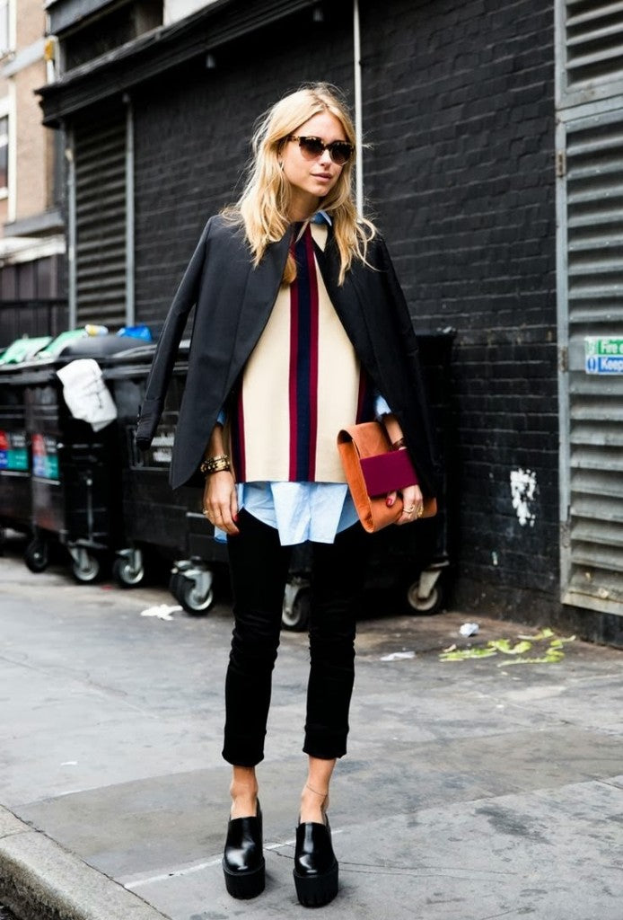 platform shoes-street style-flatforms-shoes-fashion week-trends-fashion