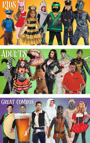Party Stuff | Costumes | Winnipeg Party Supplies | Halloween